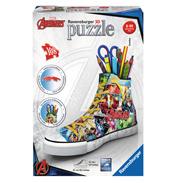Marvel Avengers Sneaker 108 Piece 3D Puzzle