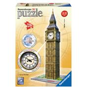 3D Big Ben 216 Piece Puzzle