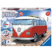 3D Puzzle Volkswagen T1 Bus (162 Piece)
