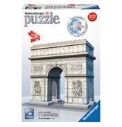 Arc de Triomphe 3D Jigsaw Puzzle (216 Piece)