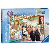 Best of British #16 The House Party Jigsaw Puzzle (500 Piece)