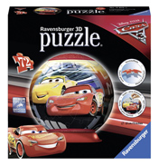 Cars 3 72pc 3D Jigsaw Puzzle