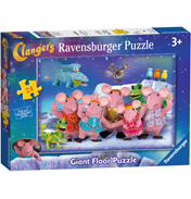 Giant Floor Jigsaw Puzzle (24 Piece)