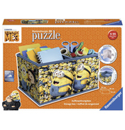 Despicable Me 3D Storage Box Jigsaw Puzzle