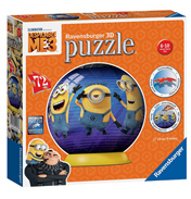 Despicable Me 3 72 pc 3D Jigsaw Puzzle