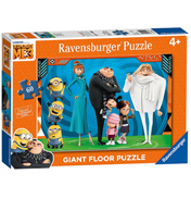 Despicable Me Giant Floor Puzzle