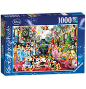 Disney All Aboard For Christmas Jigsaw Puzzle (1000 Piece)