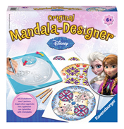 Disney Frozen Original Mandala Designer