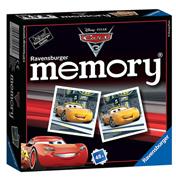 Cars 3 Mini Memory