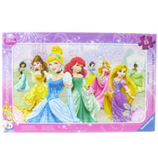 Disney Princess Frametray Puzzle