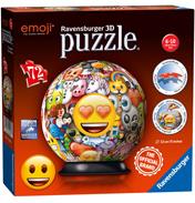 Emoji 3D Puzzle (72 Piece)