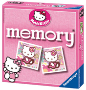 Ravensburger Hello Kitty Memory Mini Game