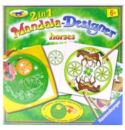 Ravensburger Mandala Designer- Horses