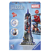 Empire State Building 216pc 3D Jigsaw Puzzle