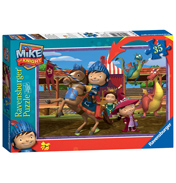 Ravensburger Mike the Knight 35 Piece Puzzle
