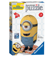 Ravensburger Minion 3D Puzzle (54 Piece)