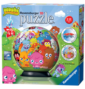Ravensburger Moshi Monsters 3D 72 Piece Puzzle…