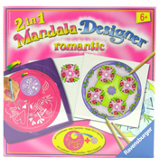 Ravensburger Mandala Designer- Romantic