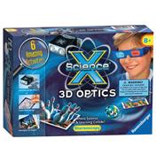 Science X 3D Optics