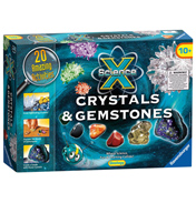 Science X Crystals & Gemstones