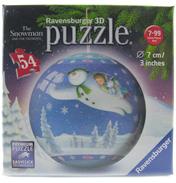 Ravensburger The Snowman & Snowdog 3D Puzzle…