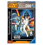 A New Hope Poster Jigsaw Puzzle (500 Piece)