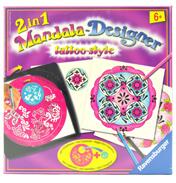 Ravensburger Mandala Designer- Tattoo-Style
