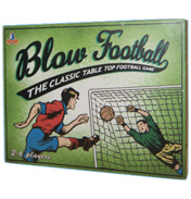 Retro Blow Football