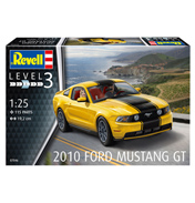 2010 Ford Mustang GT (Level 3) (Scale 1:25)