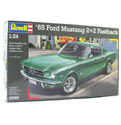 '65 Ford Mustang 2+2 Fastback