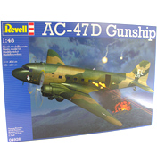 AC-47D Gunship (Scale 1:48)