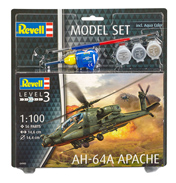 AH-64A Apache Model Set