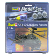 AH-64D Longbow Apache Model Set