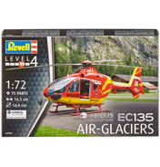 Airbus EC135 Air Glaciers (Level 4) (Scale 1:72)