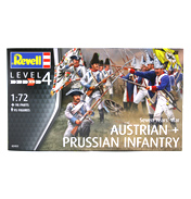 Seven Years War (Austrian & Prussian Infantry)