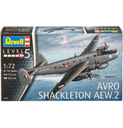 Avro Shackleton Mk.2 AEW (Level 5) (Scale 1:72)