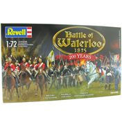 Battle of Waterloo 1815 200 years Figures (Scale 1:72)