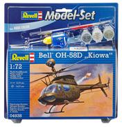 "Bell OH-58D ""Kiowa"" (Scale 1:72)"