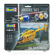 BK117 ADAC Model Set