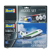 Boeing 727-100 Germania Model Set