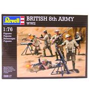British 8th Army WWII