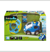 Control Junior Police Car