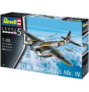 De Havilland Mosquito Bomber Mk.IV (Scale 1:48)