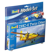 DHC-6 Twin Otter (Scale 1:72)