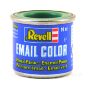 Revell ENAMEL Solid Matt - Black 08