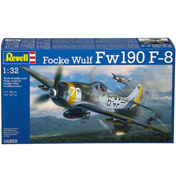 Focke Wulf Fw190 F-8 (Scale 1:32)