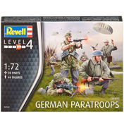 German Paratroops (WWII) (Level 4) (Scale 1:72)
