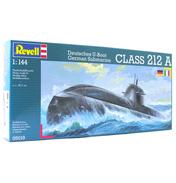 German Submarine CLASS 212 A