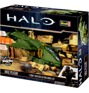 Build & Play UNSC Pelican (Scale 1:100)