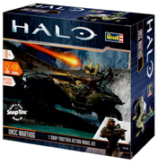 Build & Play UNSC Warthog (Scale 1:32)